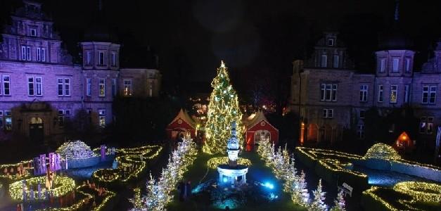 Schloss bückeburg weihnachtsmarkt 2019
